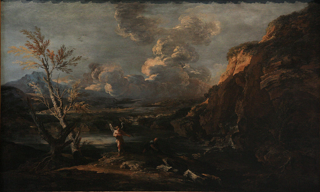 Salvator Rosa in French Literature From the Bizarre to the Sublime
